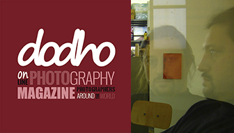 red stamp art gallery,dodho magazine,francesco candeloro,interview