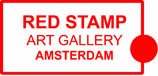 red stamp art gallery, arte contemporanea, contemporary art, hedendaagse kunst, amsterdam