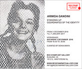 armida gandini,standing up,coordinates of the identity,red stamp art gallery,sonia arata,amsterdam